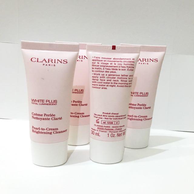 Clarins White Plus Cleanser Mini Siza