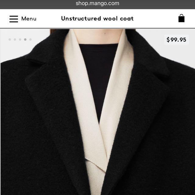 Coat ( Black)