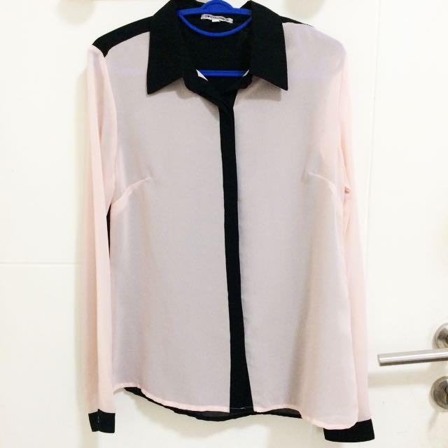 Colorbox Two Tone Shirt