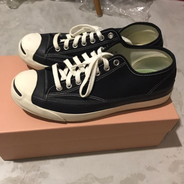96aa831f7f4c6 Converse Addict Jack Purcell 27cm Us8.5, Men's Fashion, Clothes on ...
