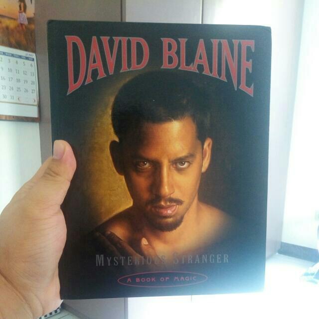 David Blaine: Mysterious Stranger