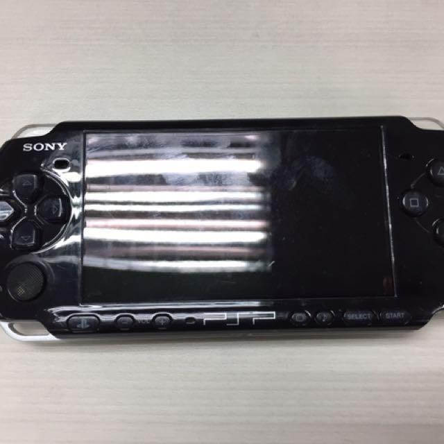 Defective PSP 3001
