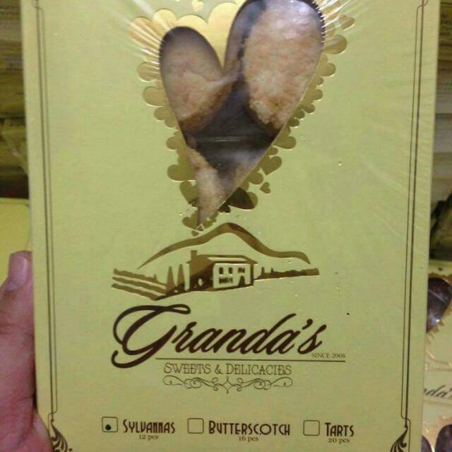 Delicious SYLVANNAS! Granda's 😍