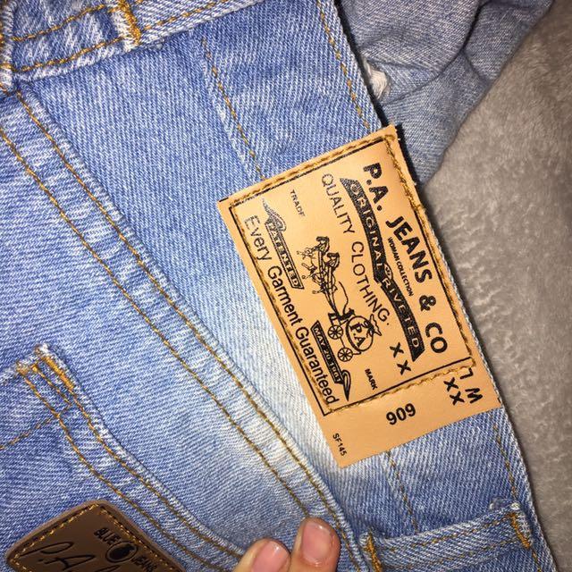 Denim Shorts (P.A Jeans )