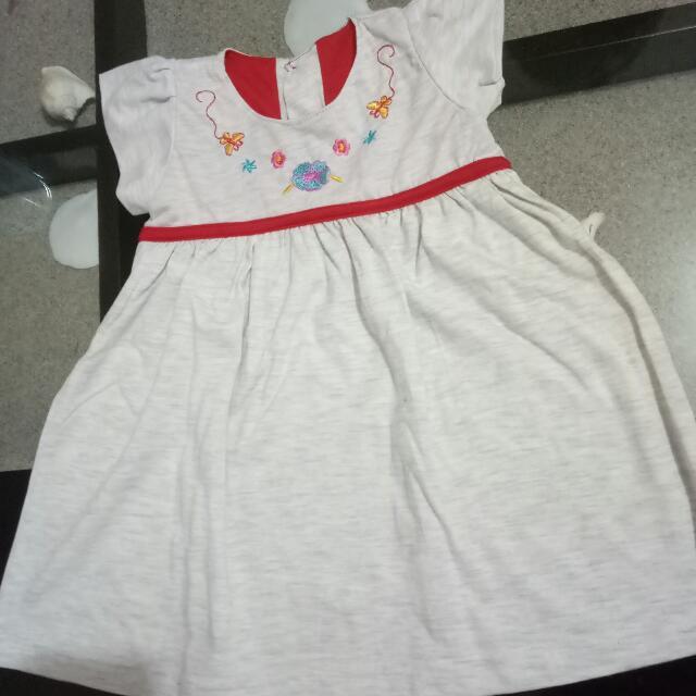 Dress Bayi Hipofant