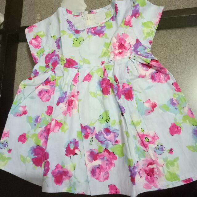 Dress Bayi Shabby Alexa