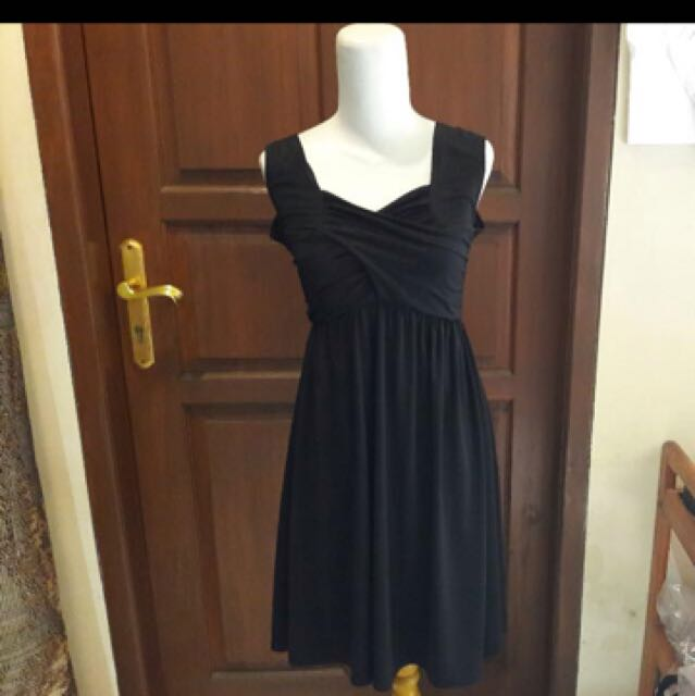Dress Hitam Black [reprice]