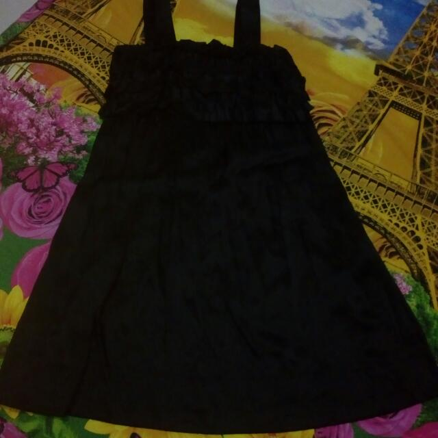 Dress Premium Kemban Black