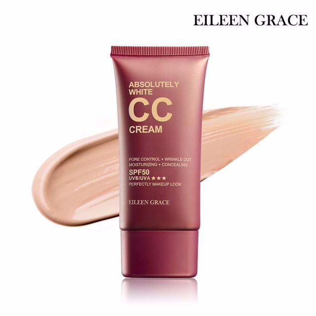 Eileen Grace Absolutely White CC Cream