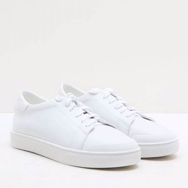 Enid Sneaker White