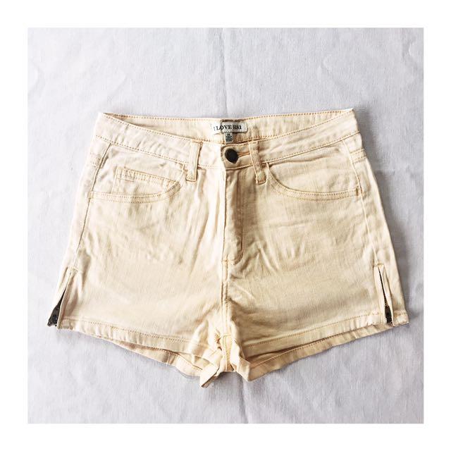 Forever 21 (Heritage 81) HW Shorts