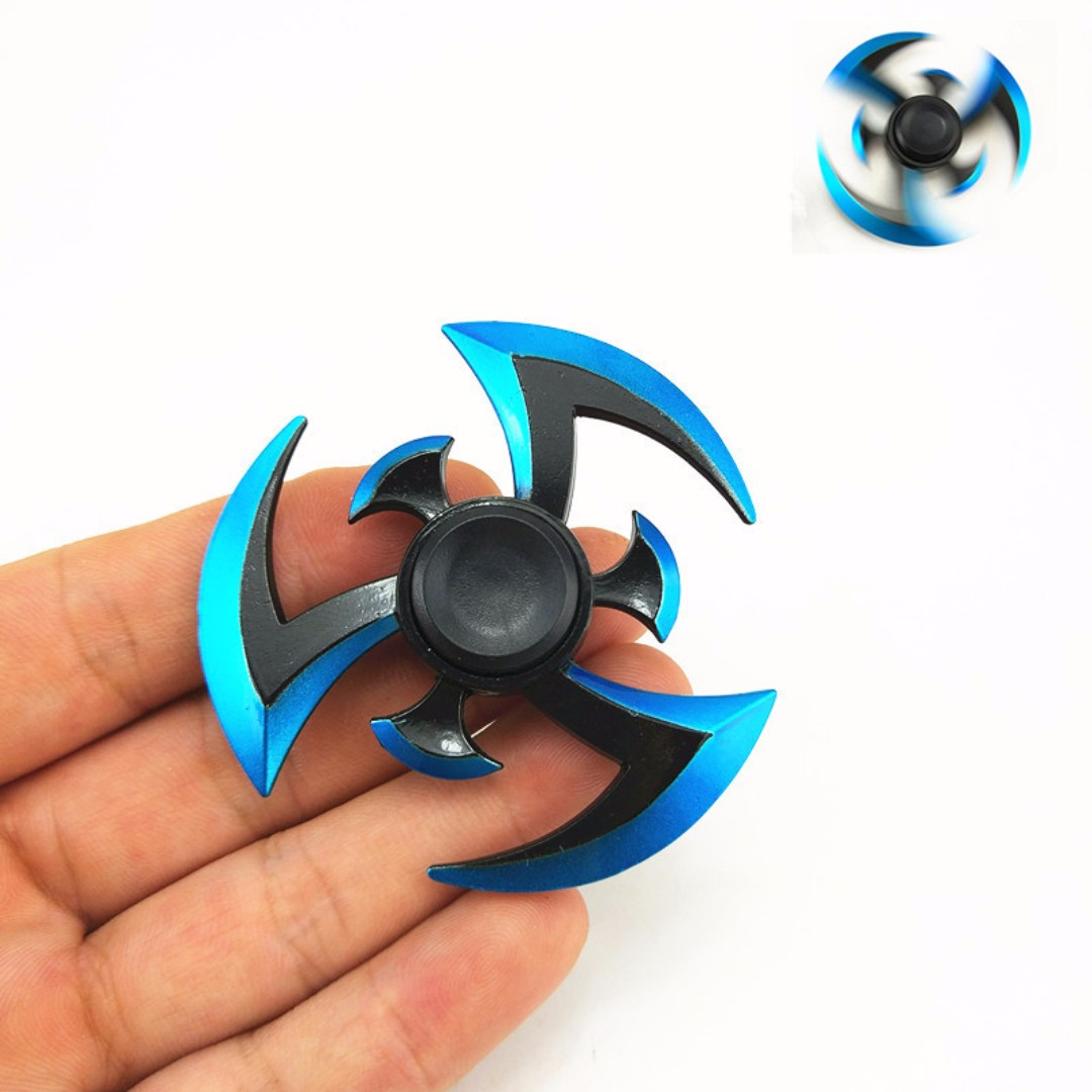 How To Make A Spinner Home