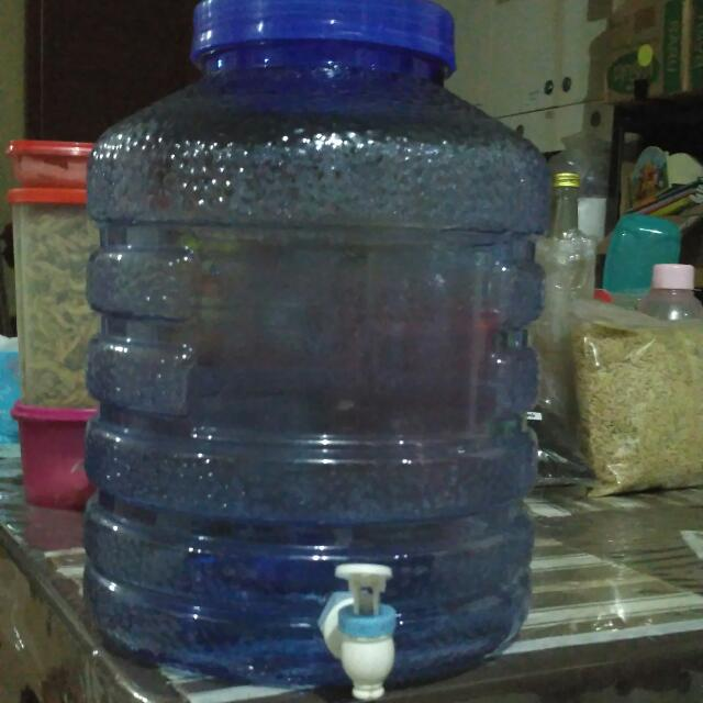 Galon Air Dispenser 12 Liter