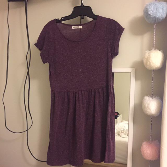 REDUCED Garage Dress Size medium