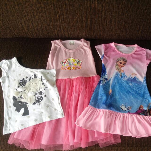 Girl's Dress Bundle