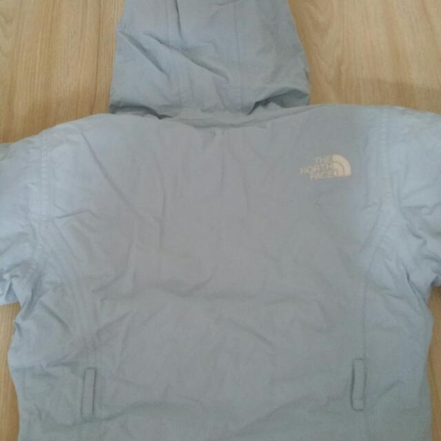 Girls Original The North Face Down Jacket