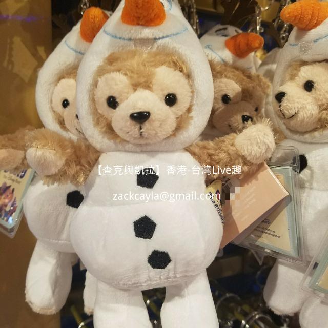 【HK代購】達菲熊 偽雪寶