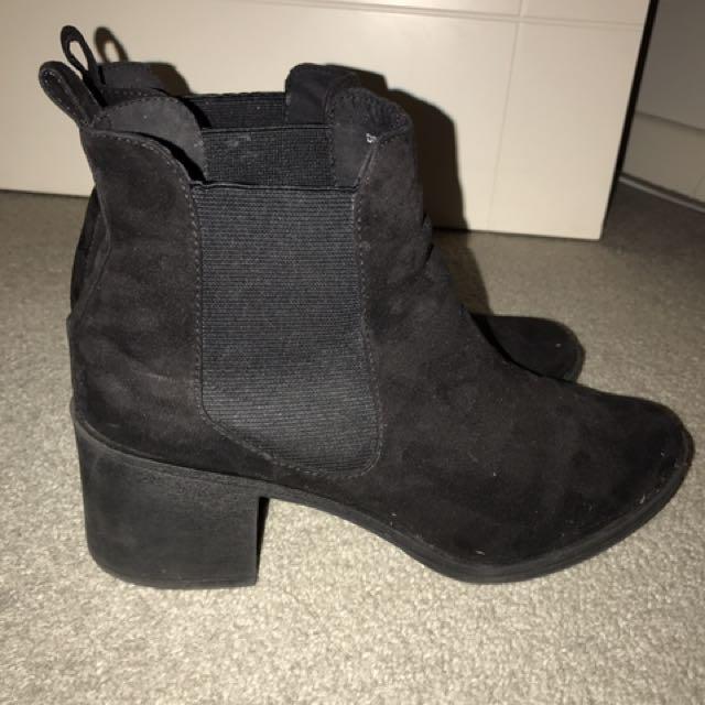 H&M Ankle Boots (EUR 41, US 9.5)
