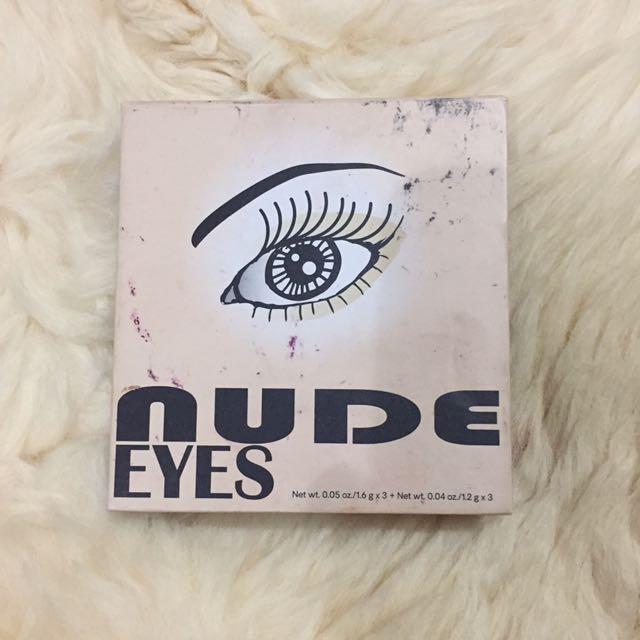 H&M Cosmetics Nude Eyes