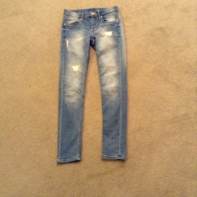 H&M Size 10 Girls Jeans
