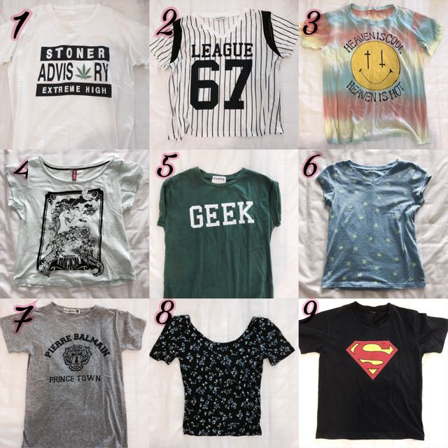 #1212YES HMU SALE: Graphic Tees, Long Sleeved Tops