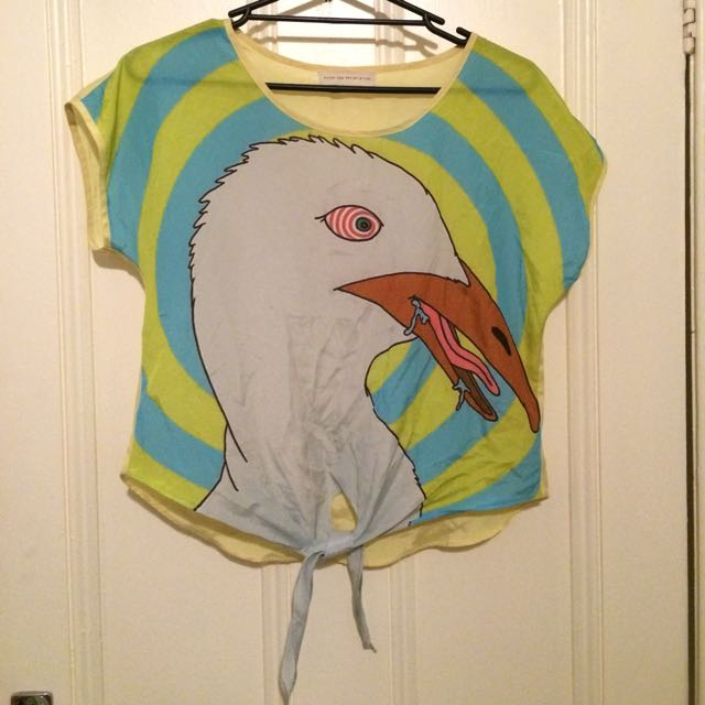 Honey Egg Design Group - Seagull Shirt