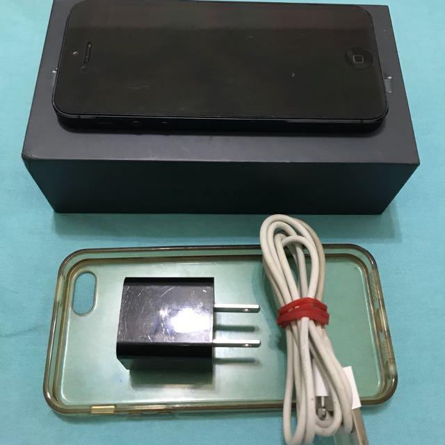 賣i5黑色16g