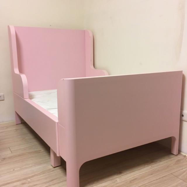 Ikea兒童延伸床