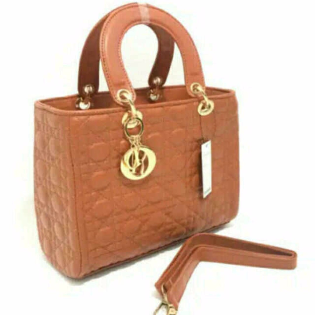 Import  dior lady brown