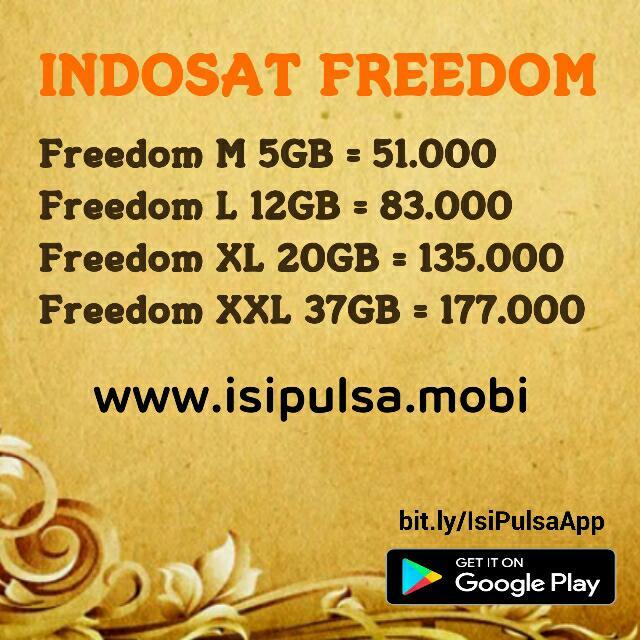 Indosat Freedom Combo