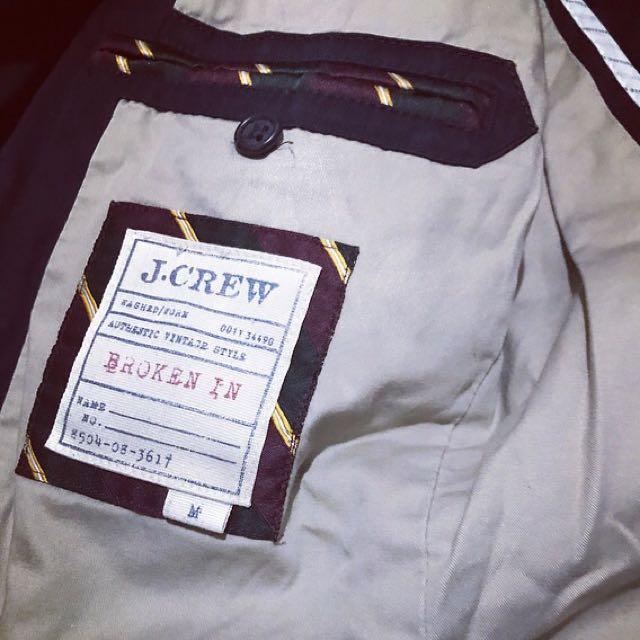(Re-priced) J.Crew Coat