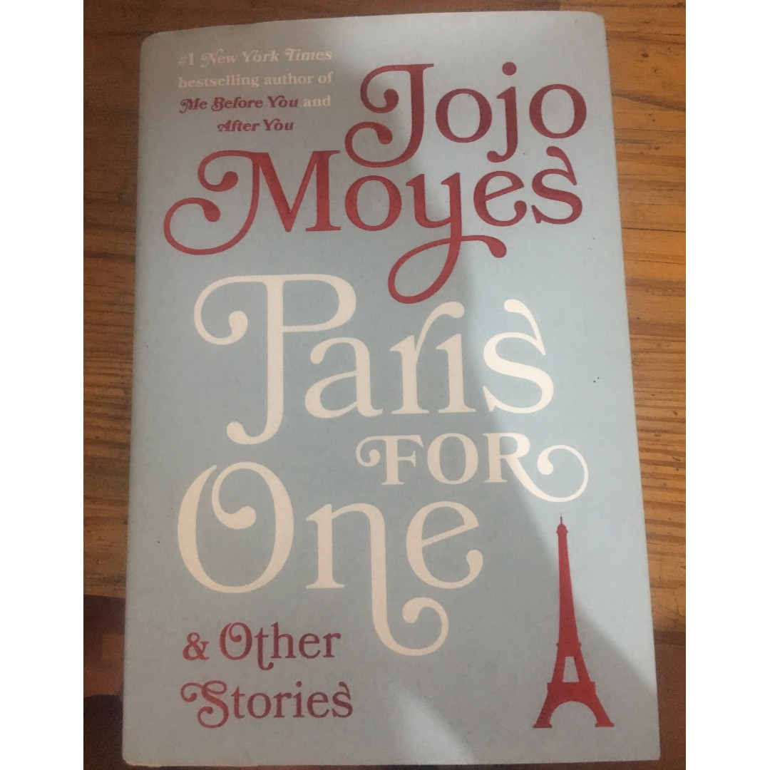 Jojo Moyes - Paris For One (and Other Stories)