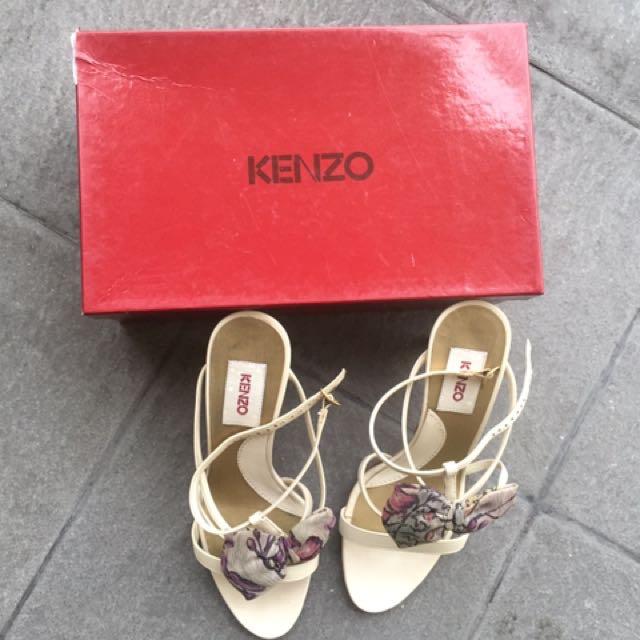 Kenzo Heels Authentic