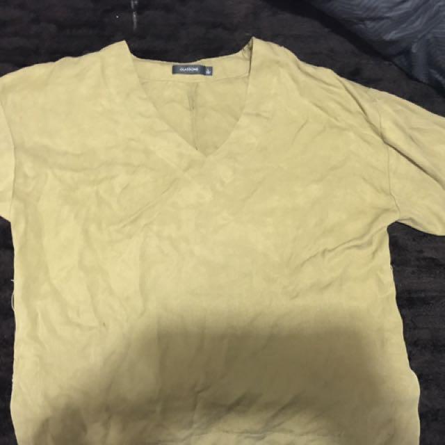 Khaki Color Shirt