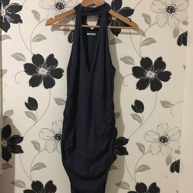 Kookai Keyhole Dress