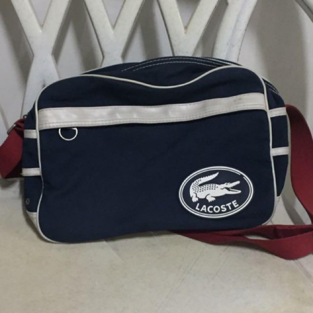 Lacoste (messenger bag) Original