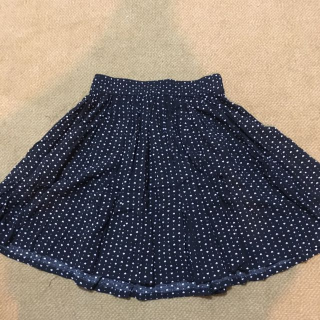 Lorimer NYC Heart Skirt