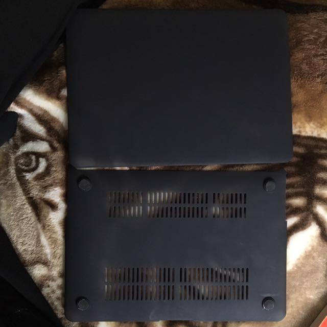 Matte Black MacBook Pro Cover