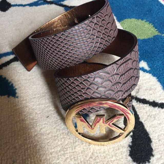Michael kors Authentic Belt