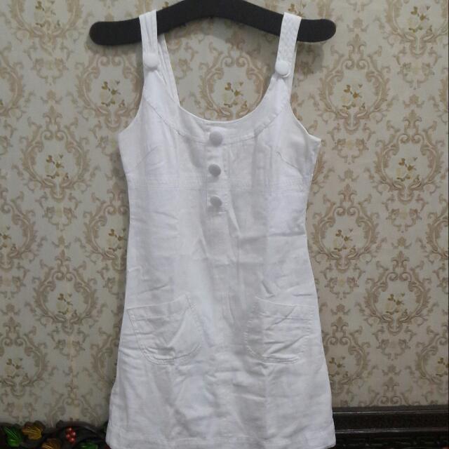 Mini Dress Overall