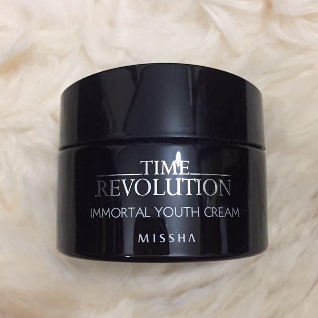 Missha Time Revolution Cream