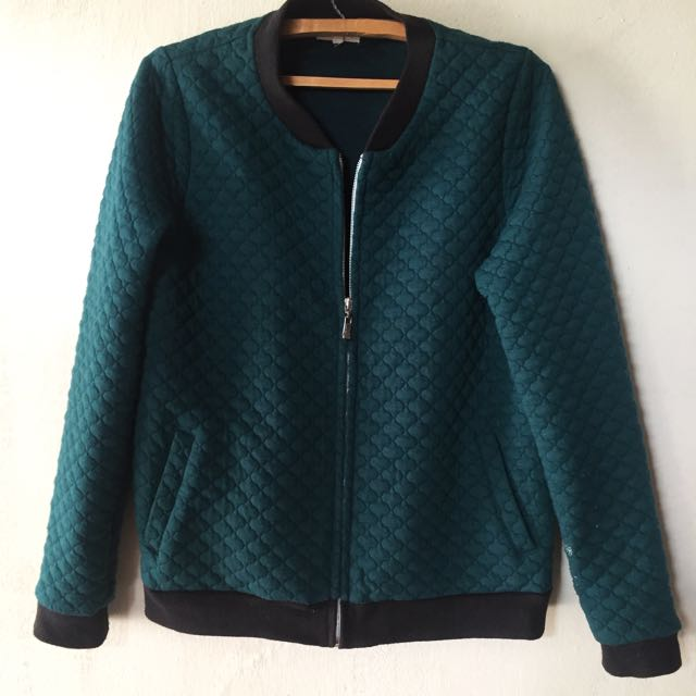 mouth valley jacket