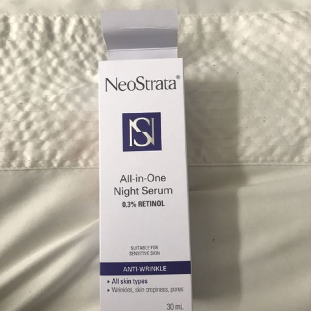 NeoStrata all In one Night Serum