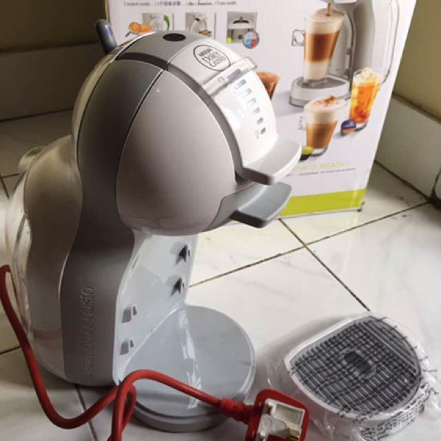 Nescafe Dolce Gusto Mini Me KP1201 - Mesin Kopi - white, Kitchen & Appliances di