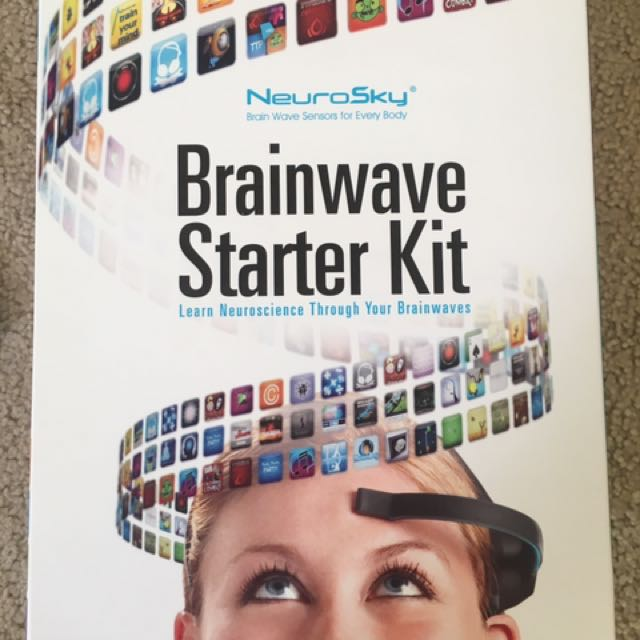 NeuroSky Brainwave Starter Kit