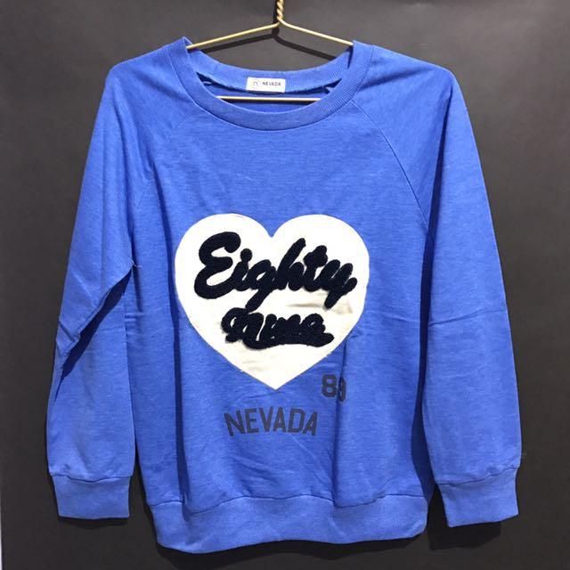 Nevada Blue Sweater