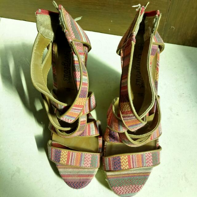 New Look Wedges Size 38