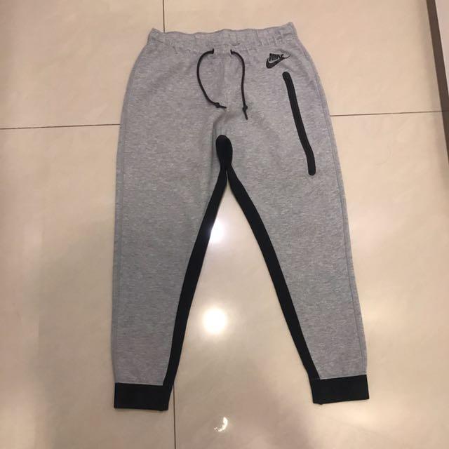 Nike縮口棉褲