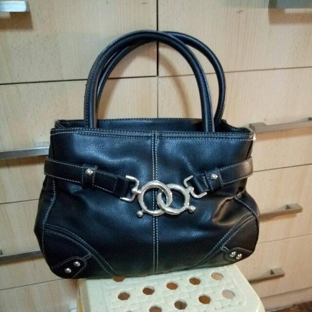 Nine West Leather Tote