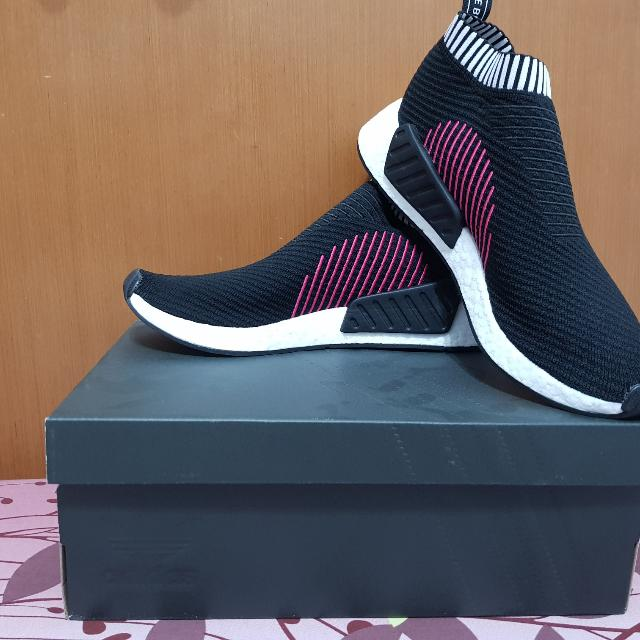 NMD CS2 PK BLACK